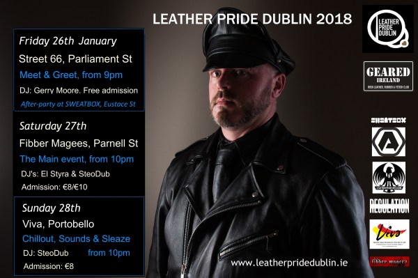 Leather Pride Poster