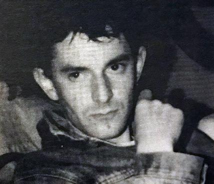 Tonie Walsh in 1989