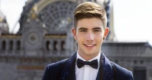 Mr Gay Belgium Jaimie Deblieck