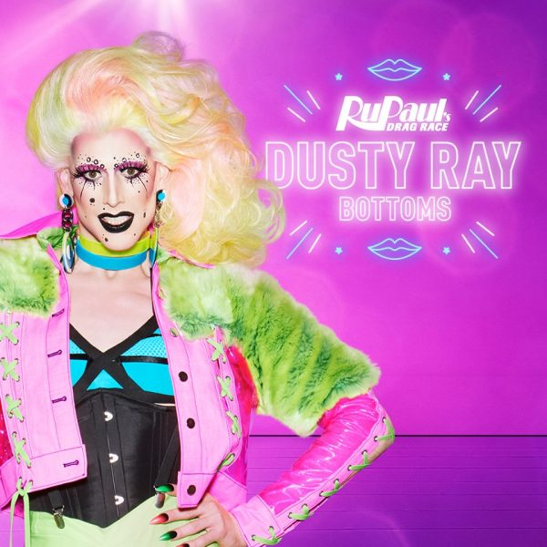 Dusty Ray Bottom from RuPaul's Drag Race S10