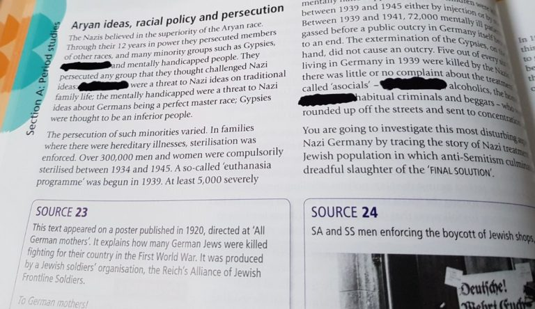 Jewish School Removes Homosexual References From Textbooks • GCN