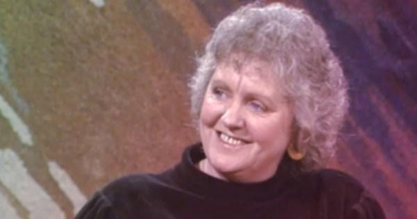 Women of Irish Herstory: Nell McCafferty