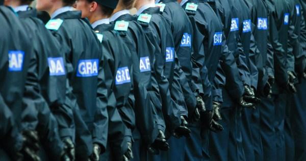 Trainee Garda Sham Marriage Exposed