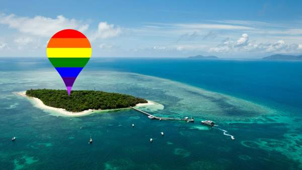 Gay and Lesbian Kingdom of the Coral Sea Islands