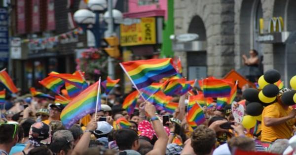 Gay Pride Parade Major League Sports Attending