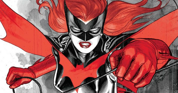 Batwoman, one of the only openly lesbian superheroes, has a TV show in the works