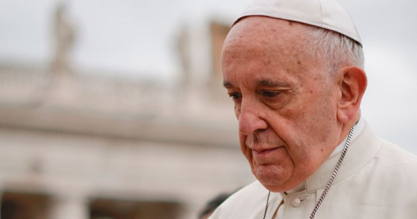 The Catholic Church needs to reverse its stance on gay people