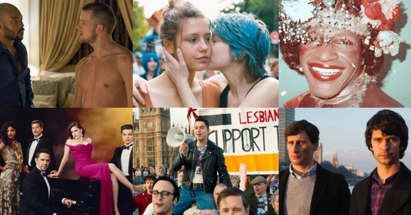 Queer shows on Netflix Ireland