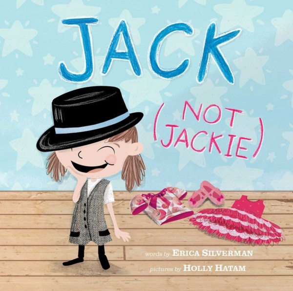 Children's book Jack (Not Jackie)