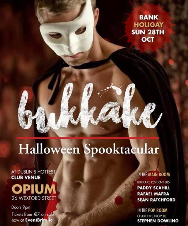 bukakke event poster