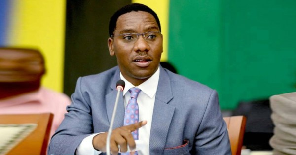 Image of Tanzanian Governor Paul Makonda.