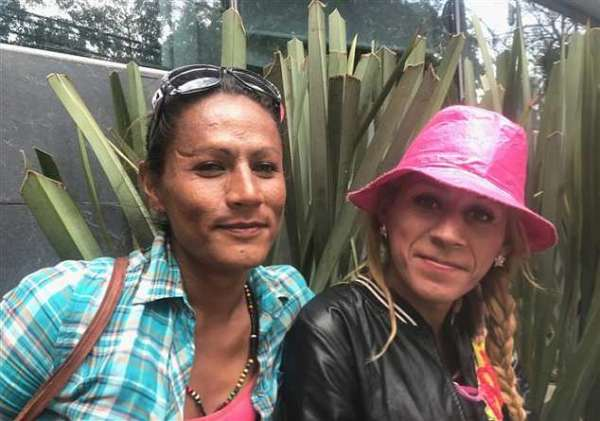 Trans Woman who dies in ICE