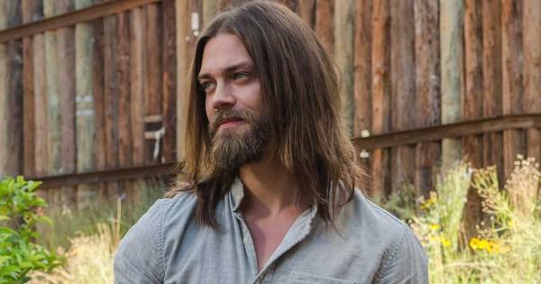 Paul Jesus Monroe from The Walking Dead