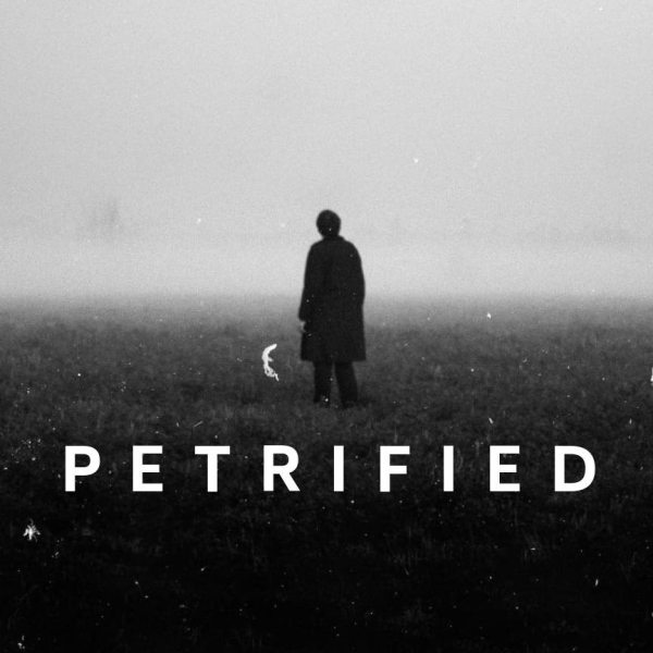 Poster for Petrified by Peter Dunne and Liam Geraghty