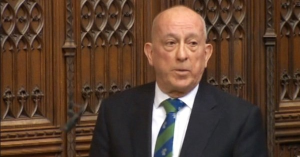 Conservative Lord Robert Hayward