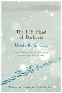 'The Left Hand of Darkness,' this month's book club pick