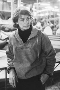 Mary Oliver, a poet admired by book club founder Rosamund Taylor