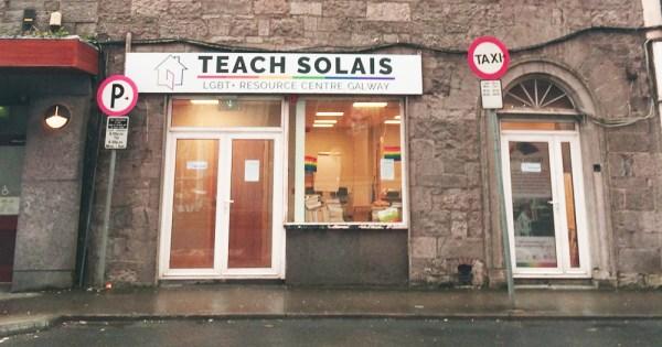 Teach Solais LGBT+ resource centre