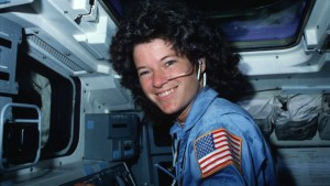 Lesbian Visibility Day: Sally Ride