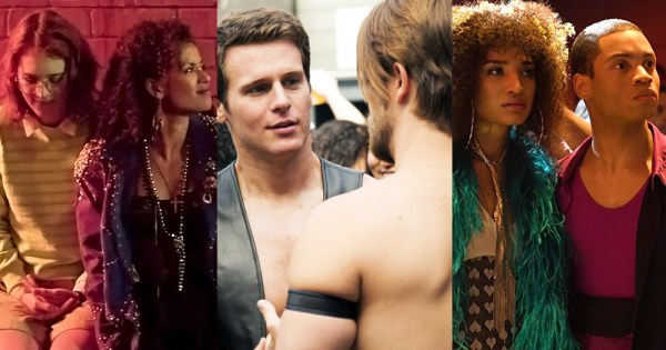 LGBT+ characters in TV series