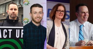 Global Response To HIV panel speakers