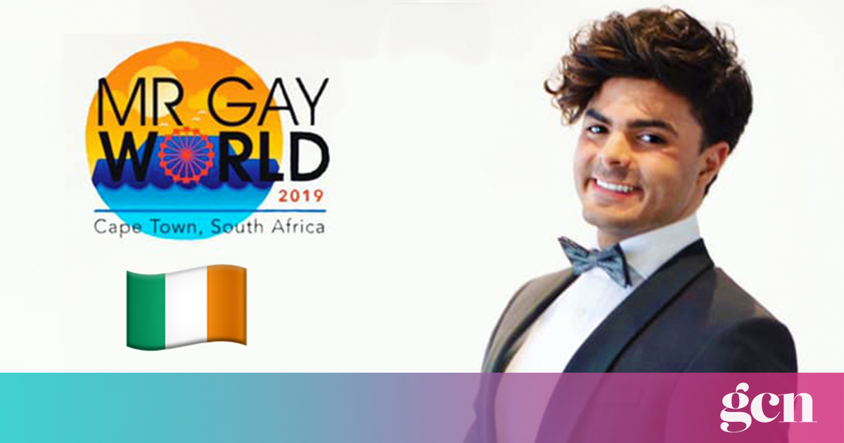 Mr Gay World was recently crowned in South