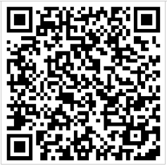A QR code for the anonymous survey