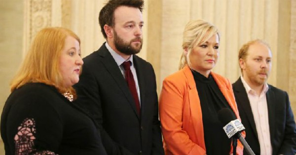 DUP only party not in attendance at Northern Ireland LGBT+ rights conference