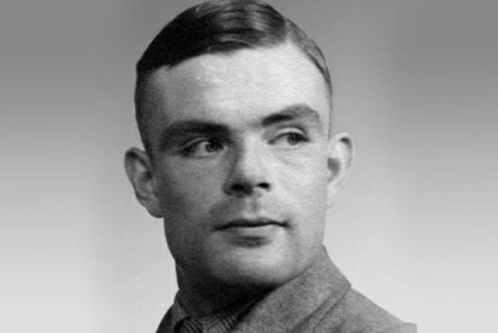 English scientist Alan Turing