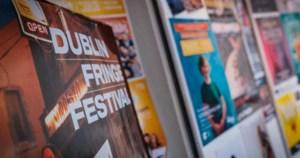 Poster of Dublin Fringe Festival 2018