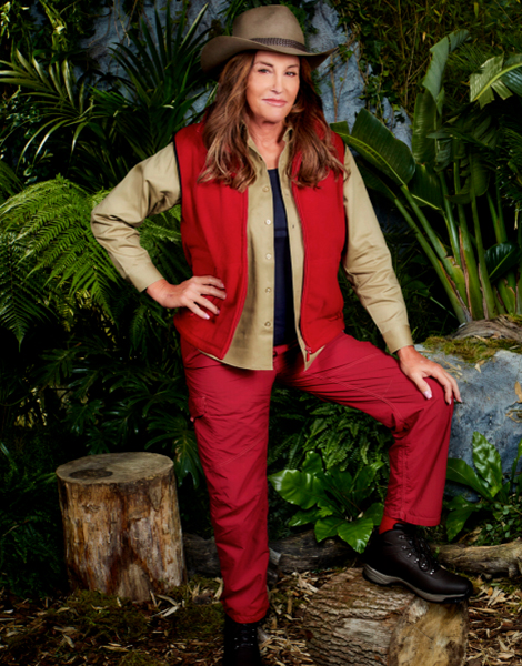 """Caitlyn Jenner appearing on ITV's """"I'm A Celebrity... Get Me Out Of Here!"""""""