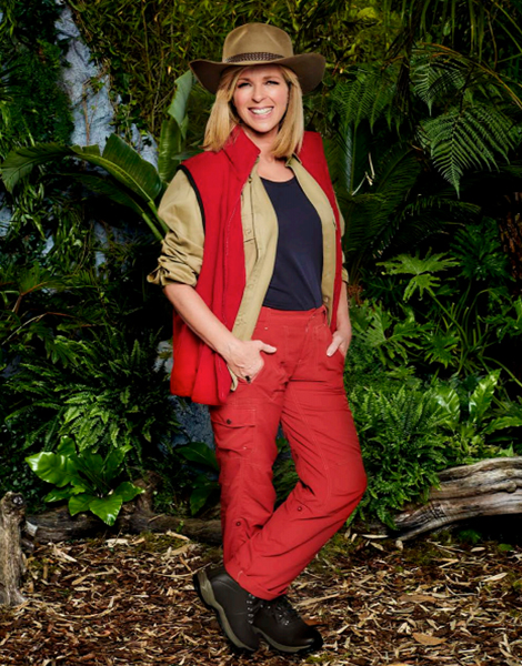 "Kate Garraway appearing on ITV's ""I'm A Celebrity... Get Me Out Of Here!"""