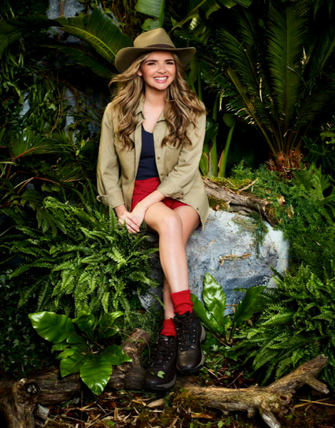 """Nadine Coyle appearing on ITV's """"I'm A Celebrity... Get Me Out Of Here!"""""""
