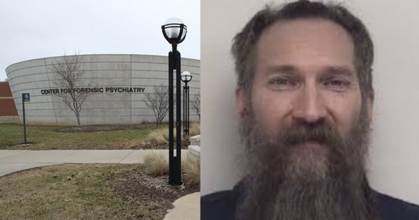 The Centre for Forensic Psychiatry where Mark Latunski will undergo evaluations