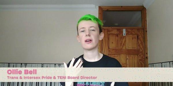 trans and non binary trailblazers
