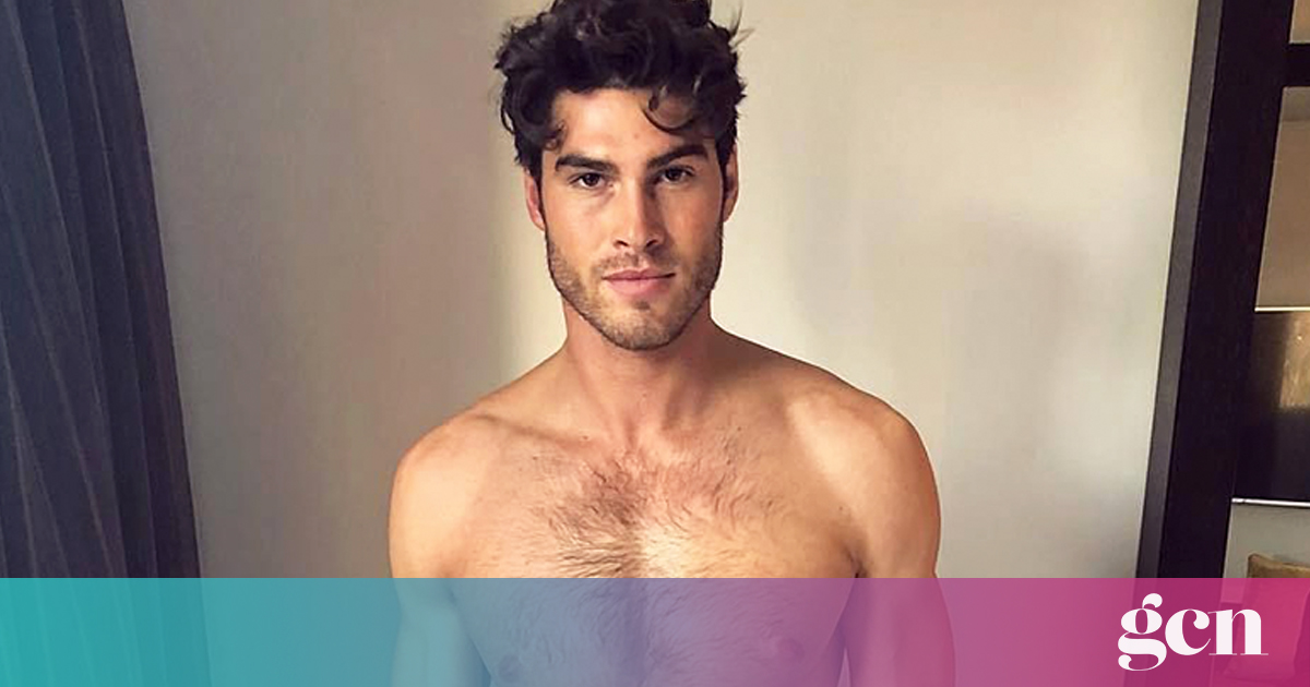 Love Island star Justin Lacko opens up about loving men and women