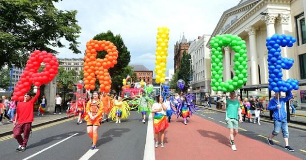 Belfast Pride