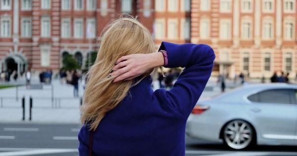 Russian transgender woman