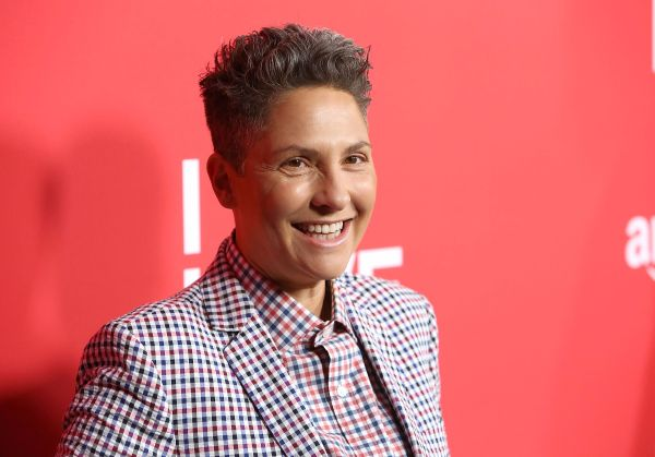 """creator of """"Transparent"""" Jill Soloway, trans people in show business"""
