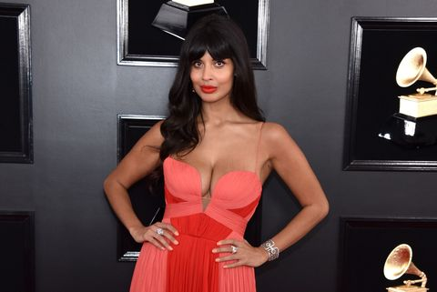 jameela jamil, celebrities who came out