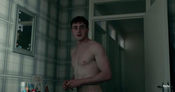 Paul Mescal nude scenes