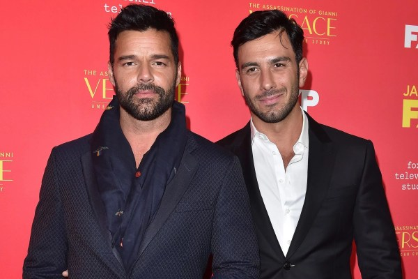 ricky martin and jwan yosef, power couples in show business