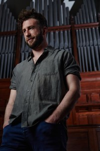 Portrait of Jack O' Rourke