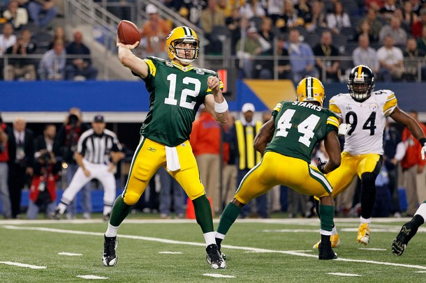 Aaron Rodgers Wins MVP Award While Leading Packers To Super Bowl Title