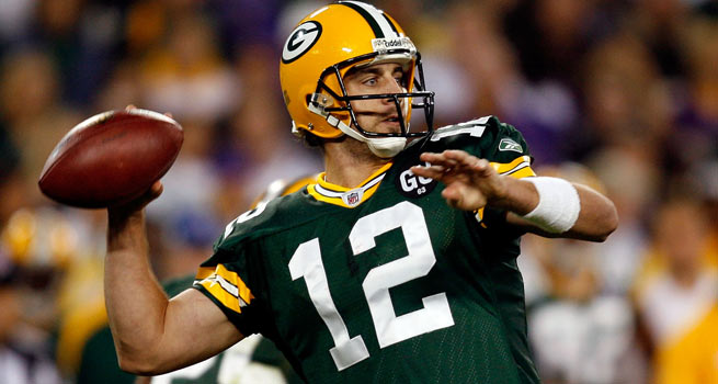 Aaron Rodgers Will Make The Difference If He Can Stay Healthy