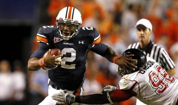 Top Five QB Prospects For NFL Draft