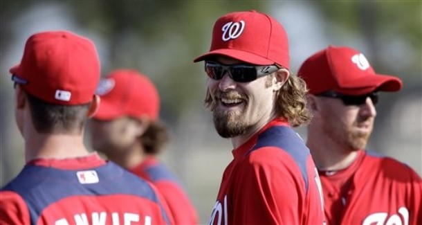 Jayson Werth Not Sounding Happy With The Money And The Nationals