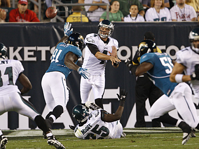 Pressure To Win On Head Coaches Will Help Raise Kevin Kolb's Stock