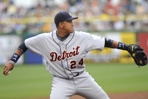 The Drunken Miguel Cabrera Was Drinking Scotch In Front Of The Officers