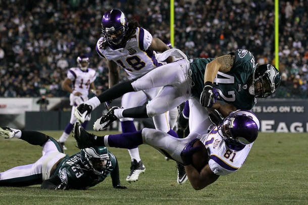 Eagles Young Players Must Step Up This Season, Especially On Defense